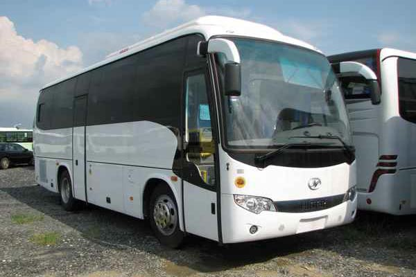 Заказ автобуса - Туристический