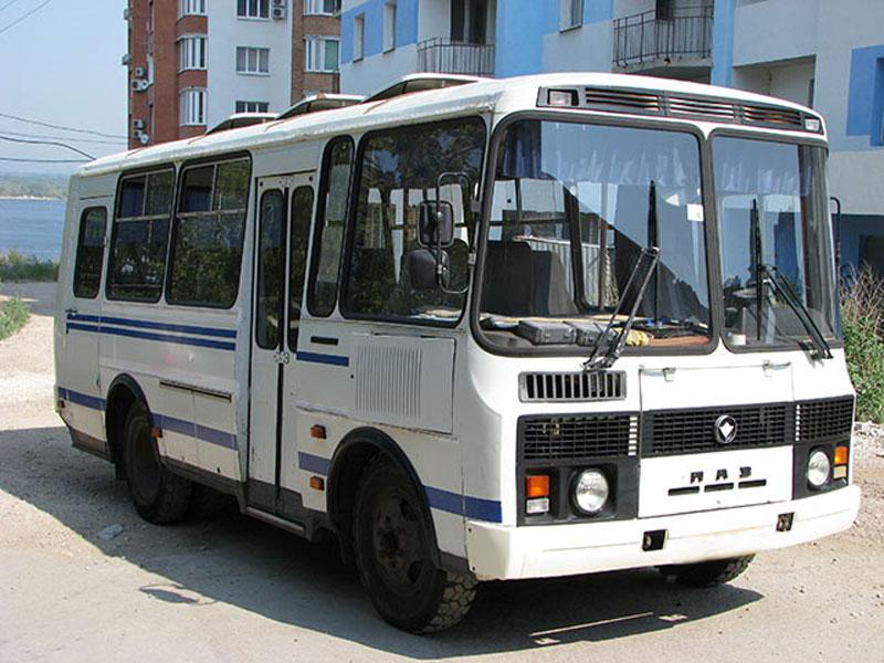 (PAZ), Заказ автобуса ПАЗ 3205